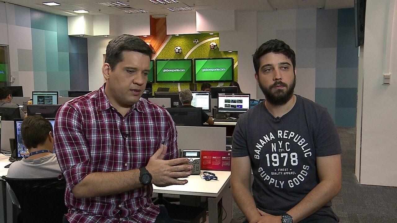 Cabral Neto e Rômulo Alcoforado comentam início de trabalho de Dal Pozzo
