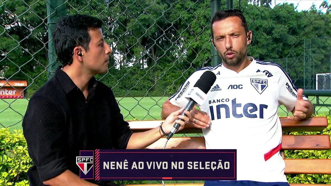 Nenê fala sobre as dificuldades do jogo com o Bahia
