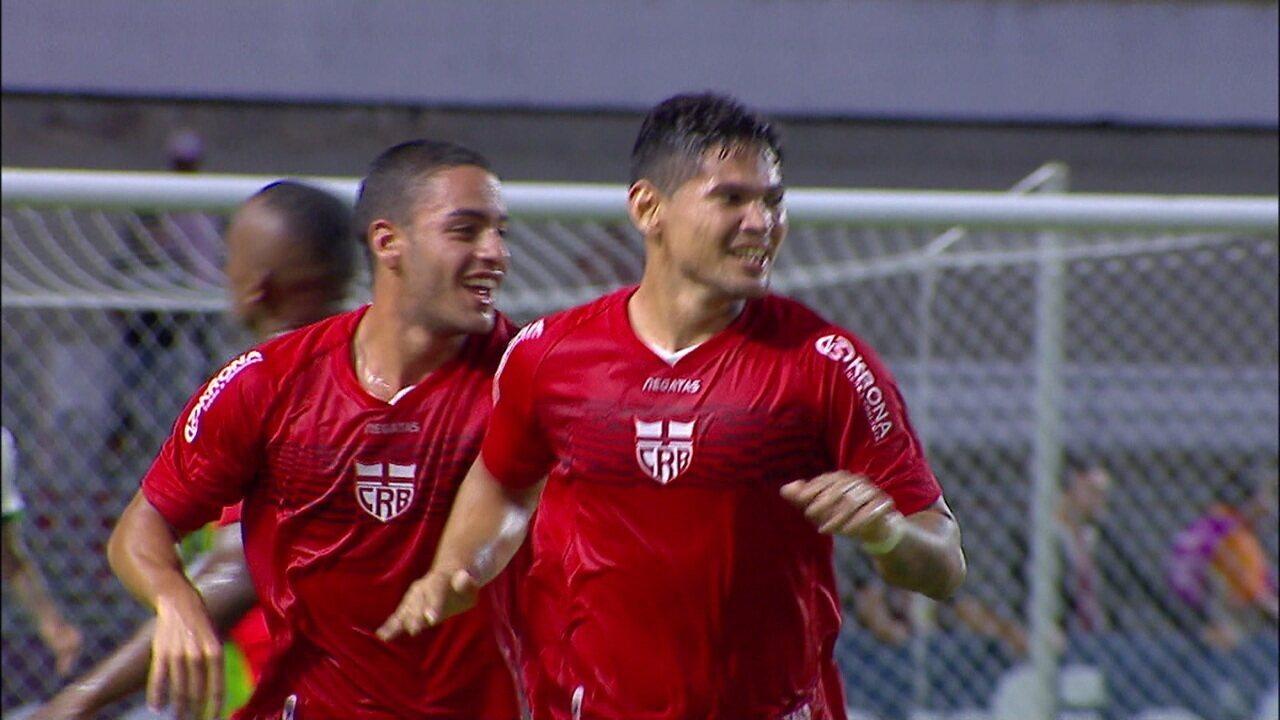 Melhores momentos: CRB 1 x 0 Coritiba pela 4ª rodada do Campeonato Brasileiro Série B
