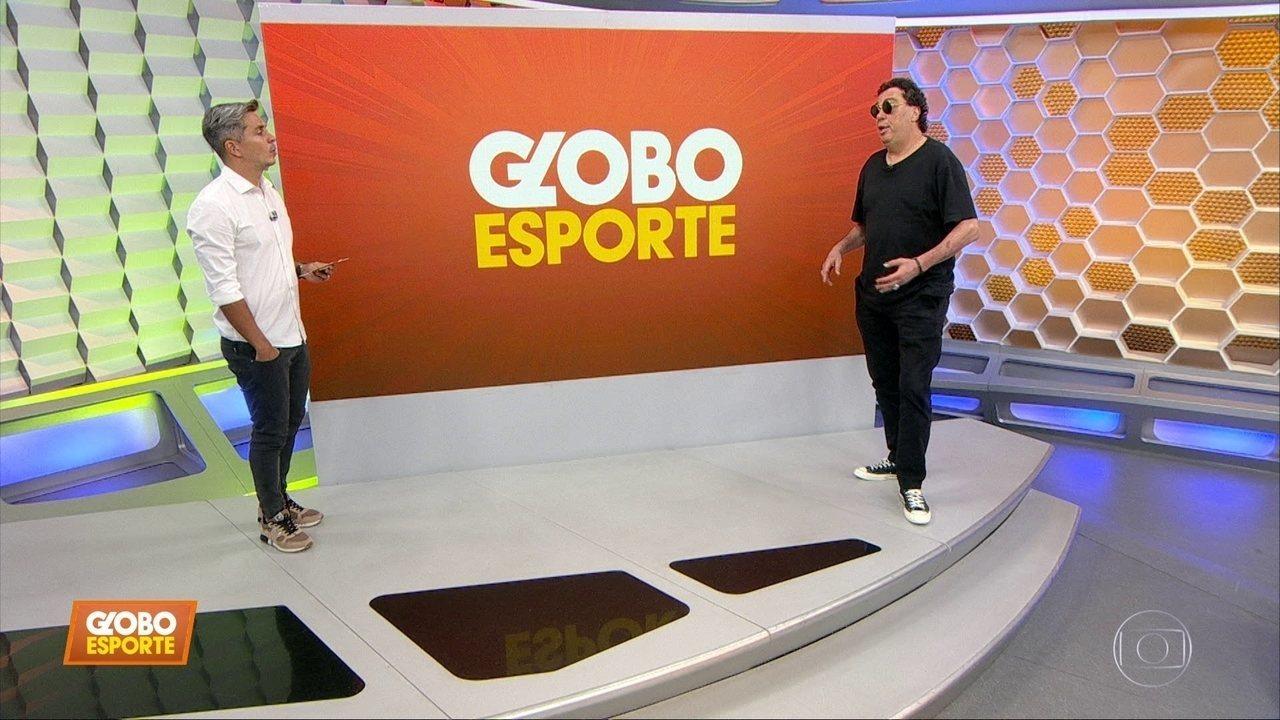 Casagrande comenta sobre o processo de concessão do estádio do Ibirapuera