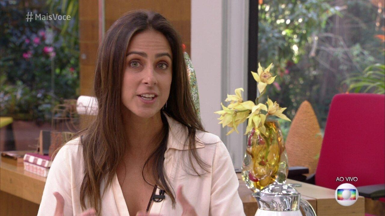 Carol Barcellos fala da expectativa para a Copa do Mundo Feminina de futebol