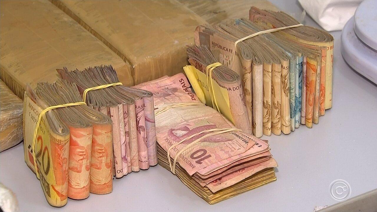 Quatro pessoas são presas em operação de combate ao tráfico de drogas em Sorocaba