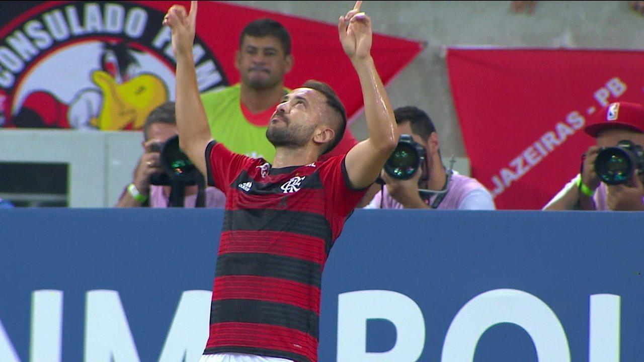 Assista à reportagem do Globo Esporte com Éverton Ribeiro