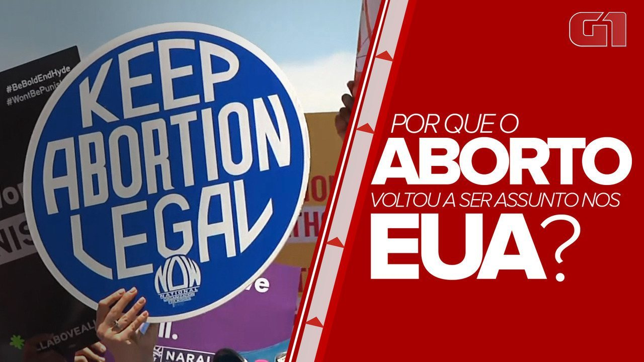 Por que o aborto voltou a ser assunto nos EUA?