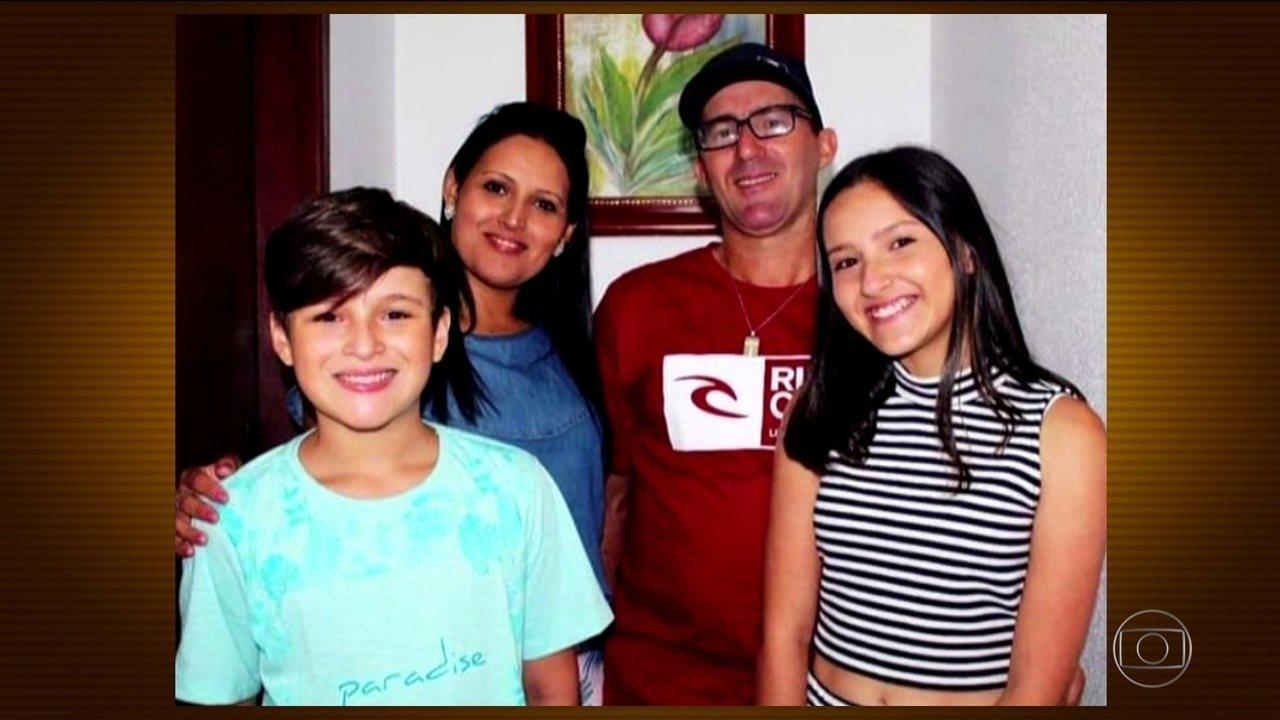 Polícia do Chile investiga o que provocou morte de família brasileira em Santiago