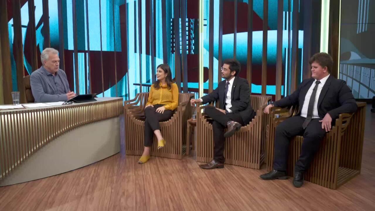 Deputados relatam conversas sobre impeachment de Bolsonaro na câmara