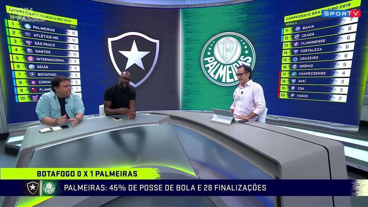 """Rodrigo Rodrigues compara Palmeiras atual com Corinthians de 2017: """"Vai lá e ganha o jogo"""""""