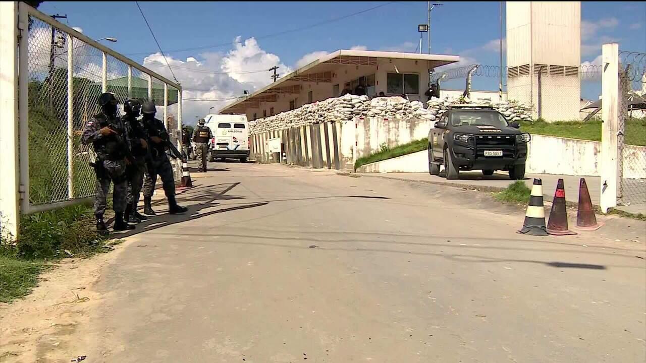 Governo vai enviar equipe de intervenção penitenciária ao Amazonas