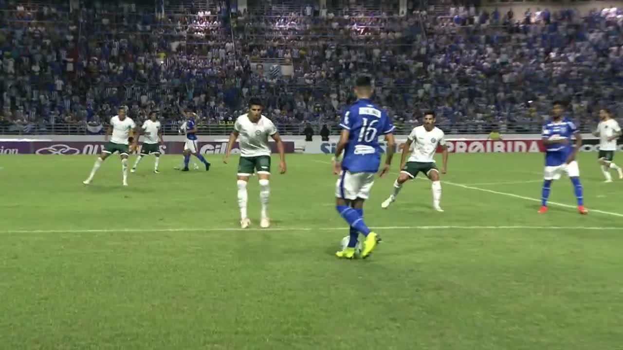 Melhores momentos: CSA 1 x 0 Goiás pela 6ª rodada do Brasileirão