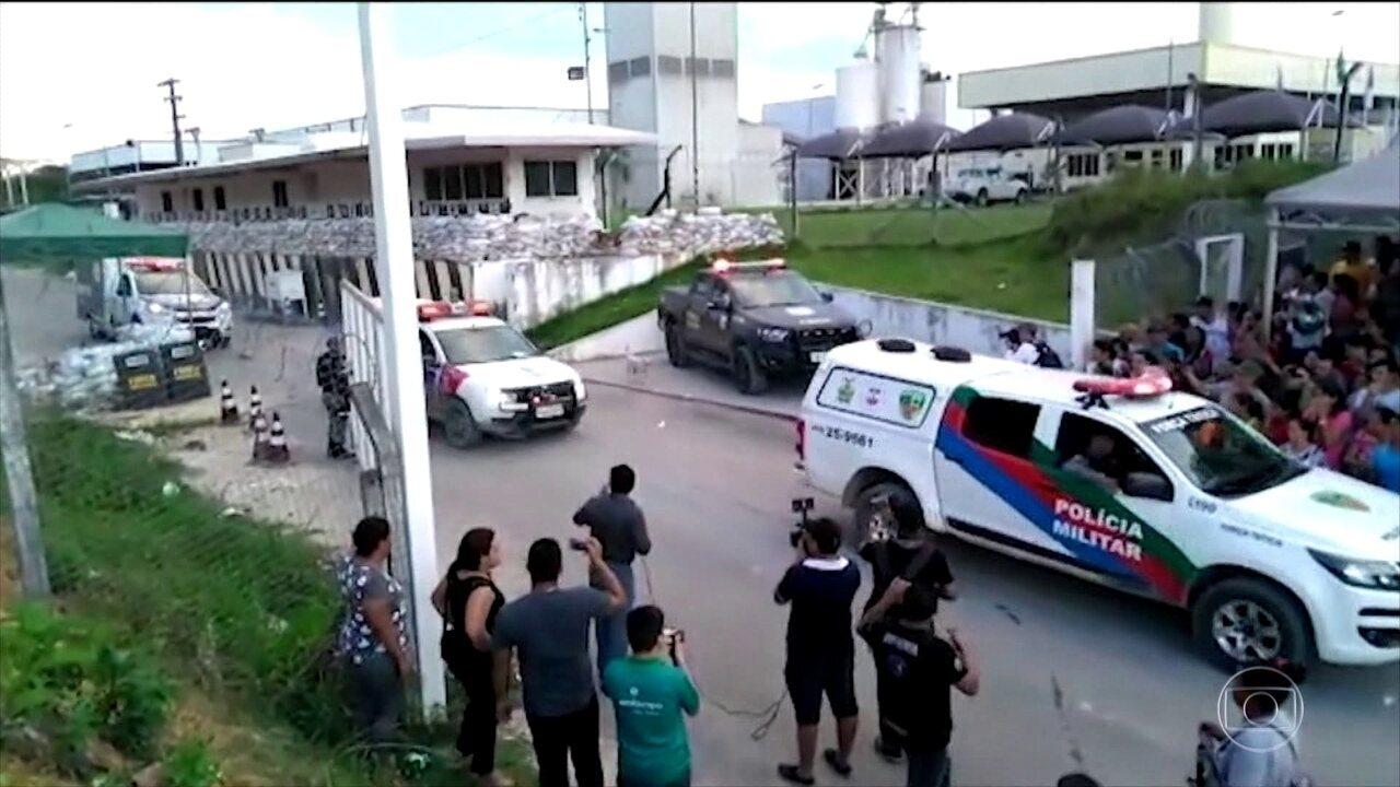 Governo Federal vai mandar para o Amazonas força-tarefa de intervenção penitenciária