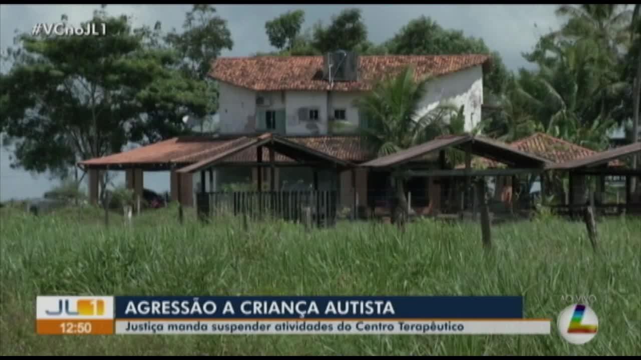 Justiça suspende atividades de centro terapêutico onde criança autista foi agredida
