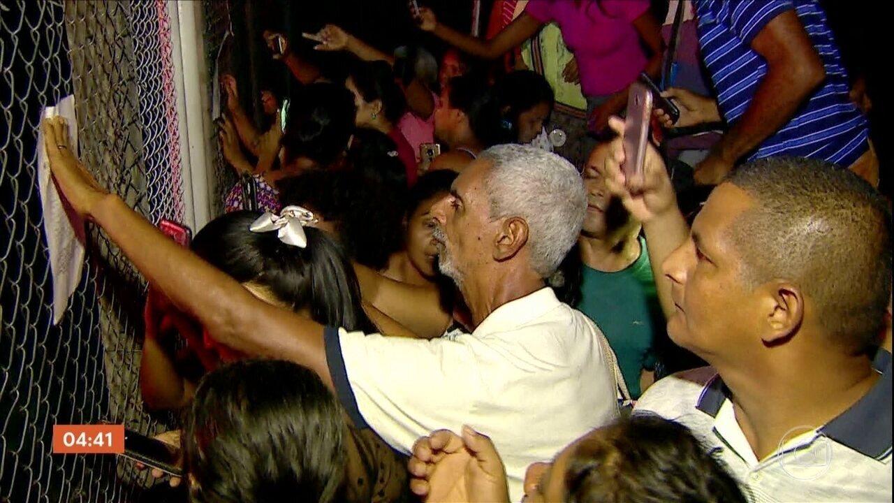 Bolsonaro chama de processo escabroso o massacre de presos no Amazonas