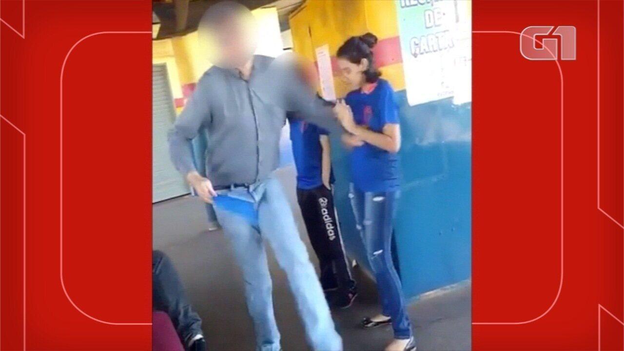 Adolescente é agredida ao evangelizar em terminal de ônibus de Campo Grande