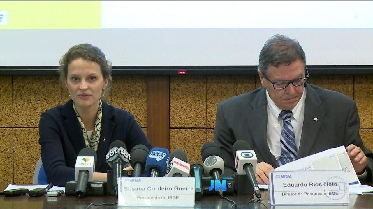 Servidores do IBGE criticam diminuição de perguntas no Censo 2020