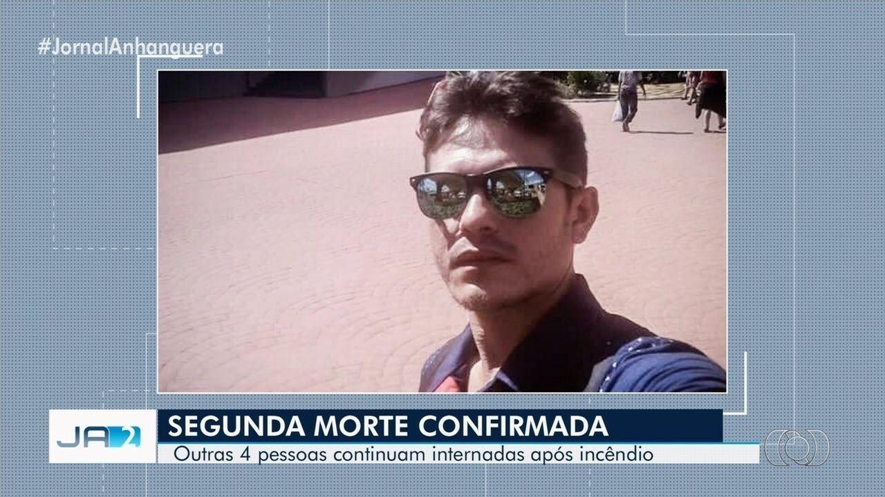 Morre segundo trabalhador de empresa que pegou fogo em Aparecida de Goiânia