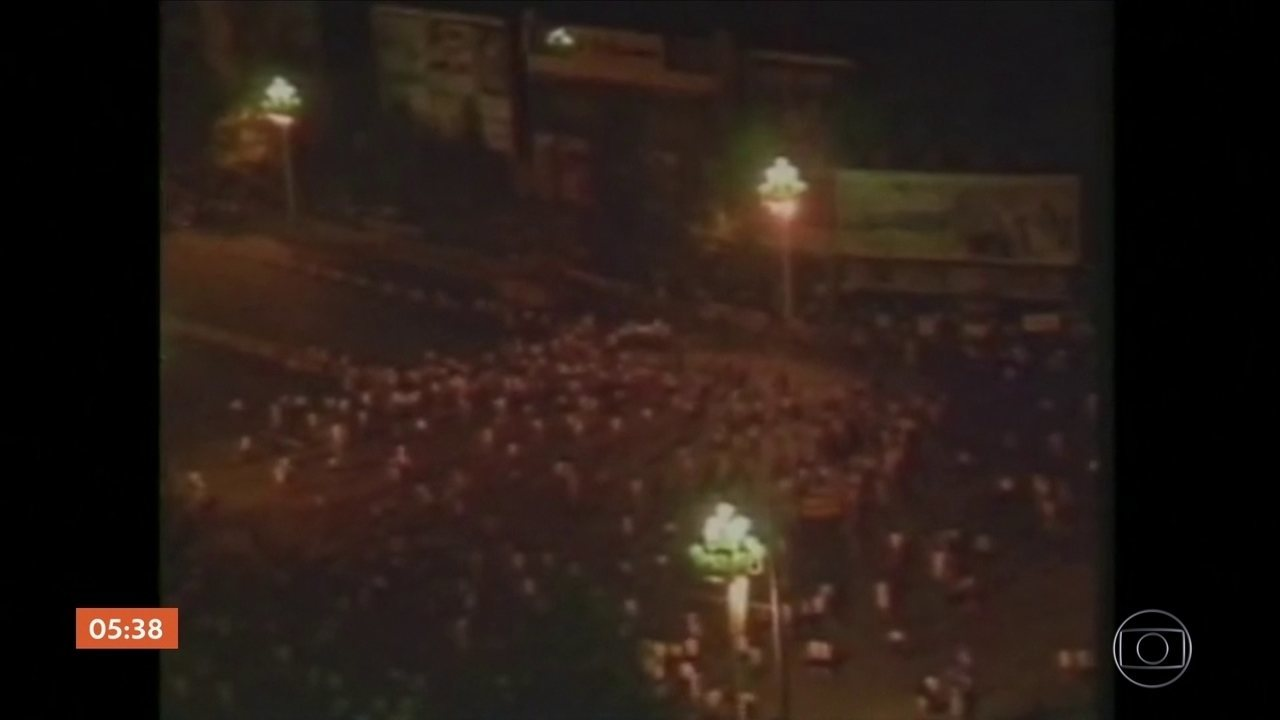 Terça-feira (4) marca os 30 anos da repressão aos protestos na Praça Celestial na China