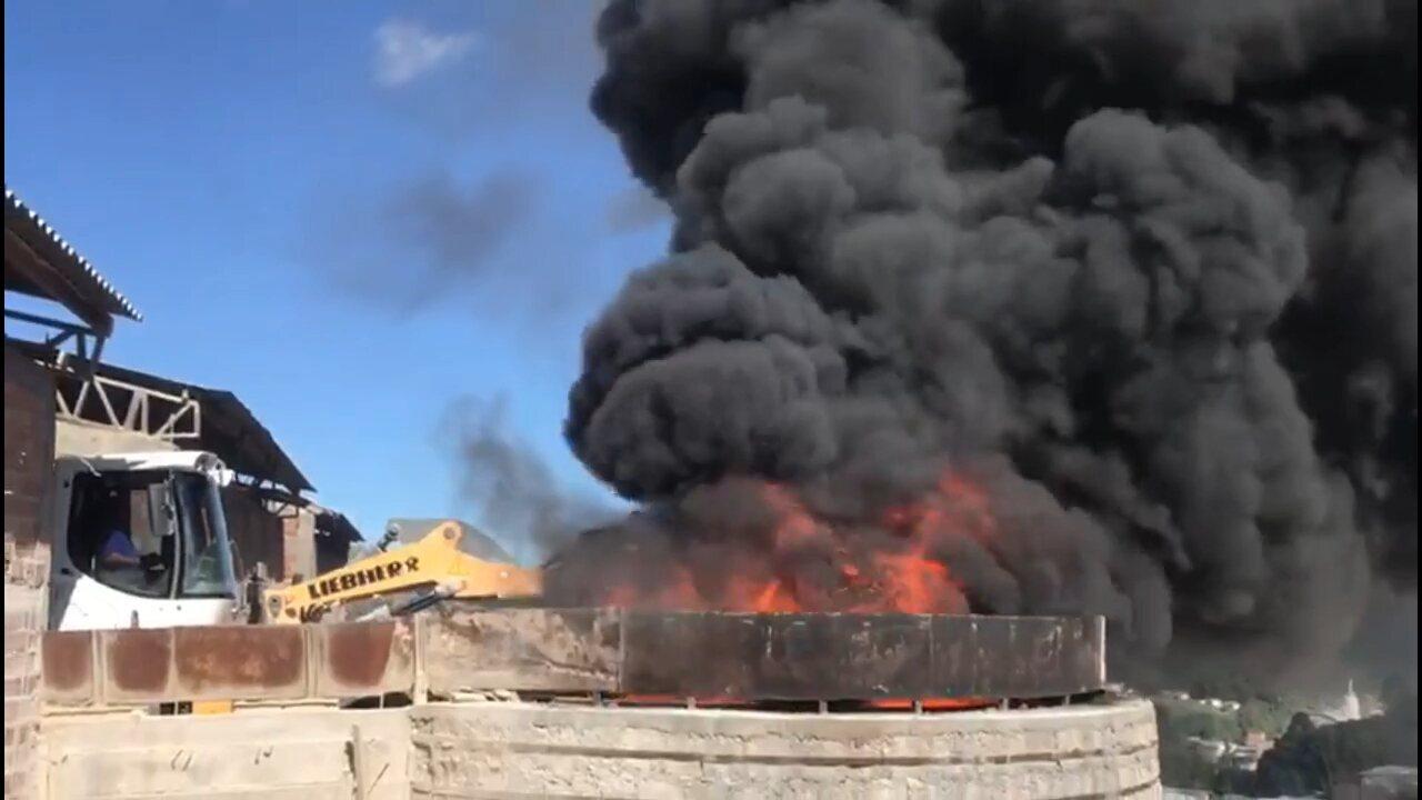 PF incinera 3,6 toneladas de cocaína apreendidas no Paraná