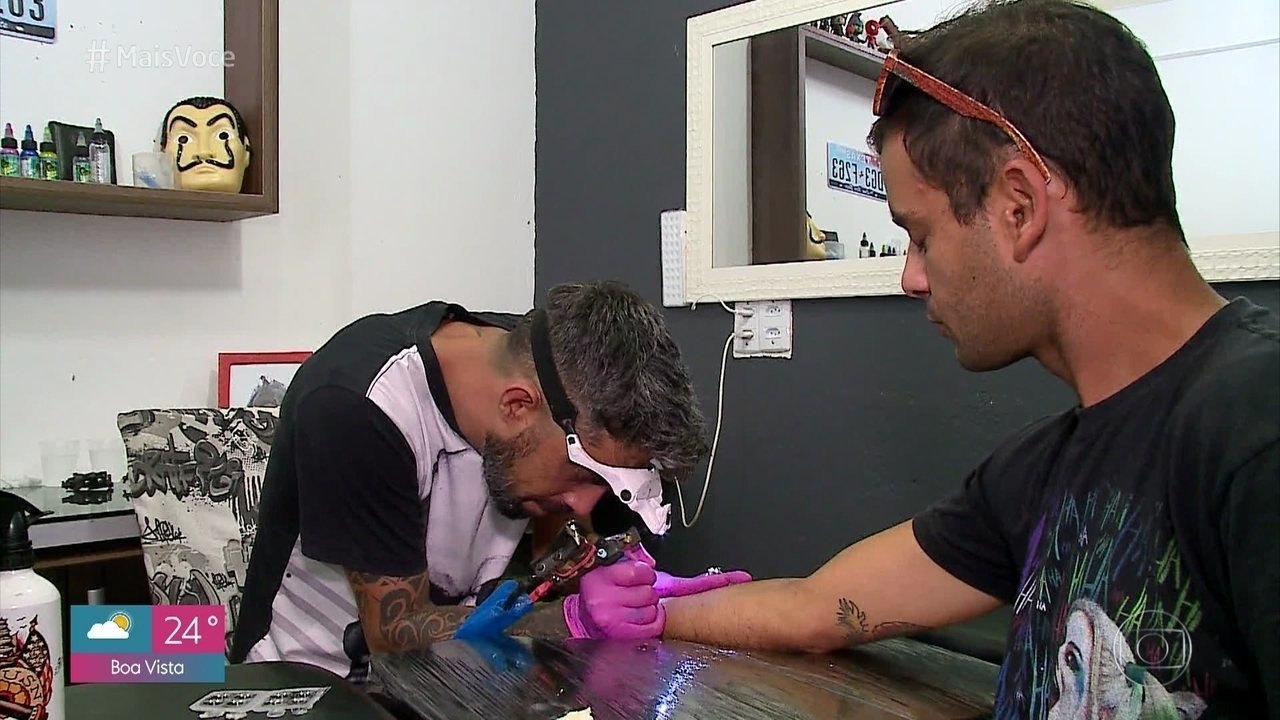 Projeto incentiva tatuagens de segurança para facilitar atendimentos emergenciais
