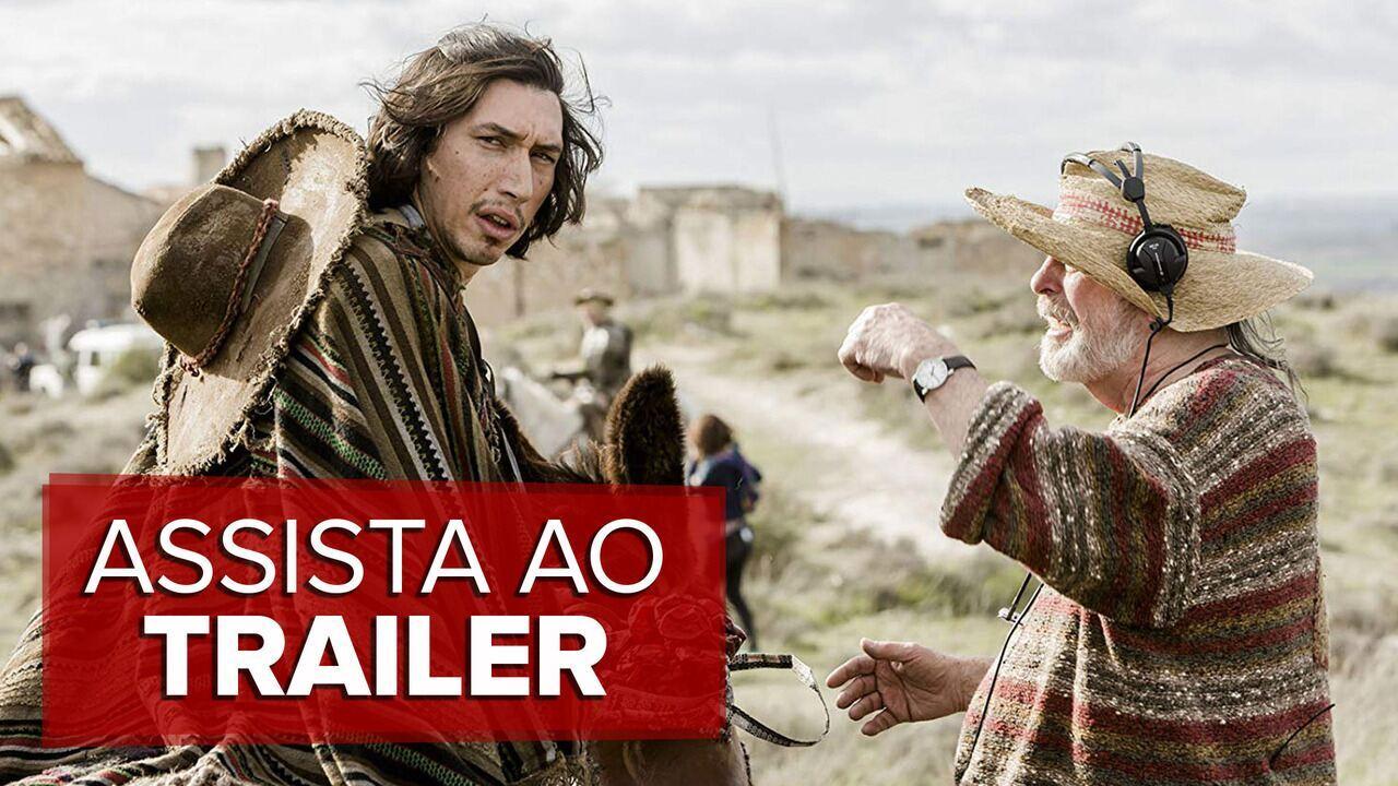Trailer de 'O homem que matou Dom Quixote'