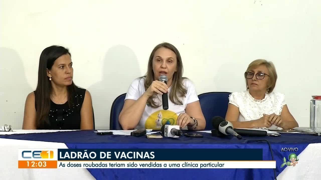 Vacinas contra gripe são roubadas de posto de saúde em Juazeiro do Norte