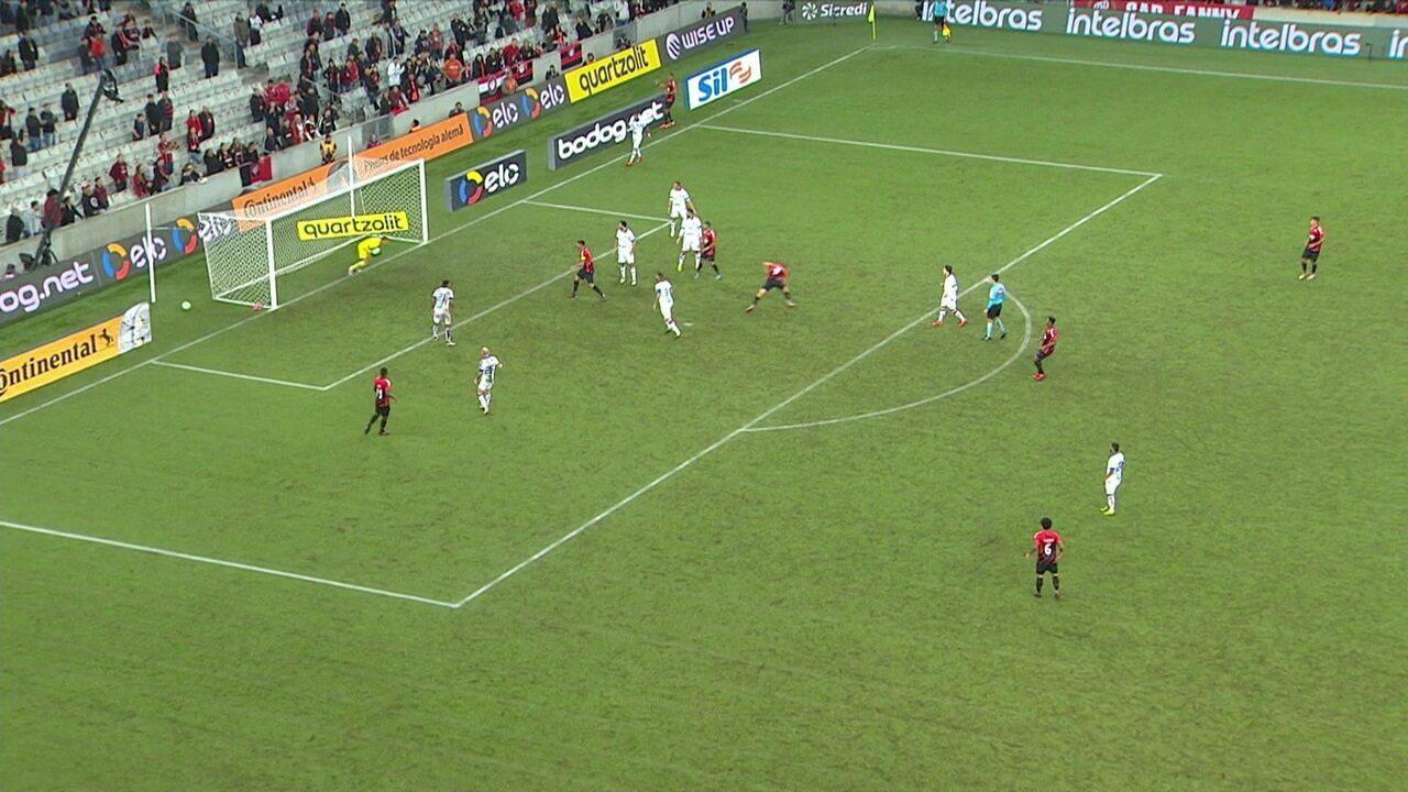 Melhores momentos de Athletico-PR 1 x 0 Fortaleza pela Copa do Brasil