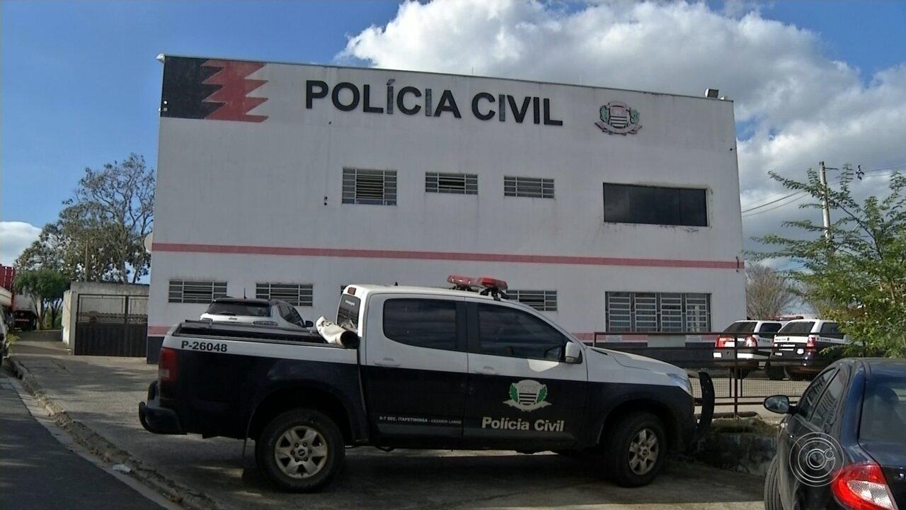 Trio é preso após invadir casa e furtar equipamentos de paraquedismo em Boituva