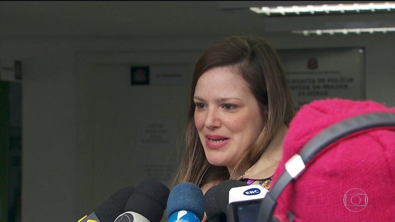 Delegada quer acesso à íntegra do vídeo que mostra Neymar e mulher acusa o jogador