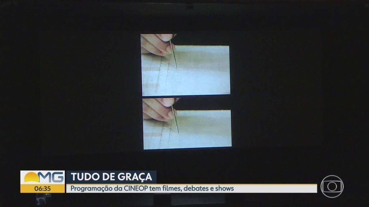 Ouro Preto recebe mais uma edição da 'Cineop'