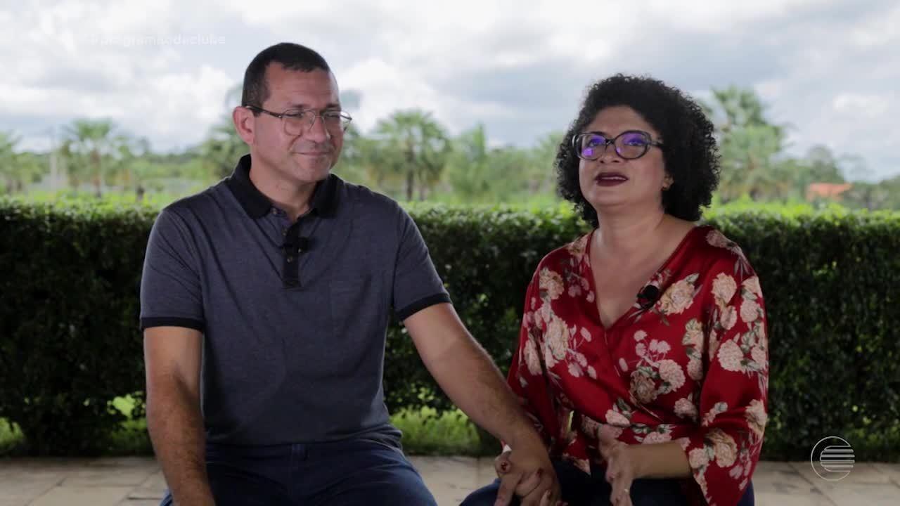 Conheça a história de um casal que se conheceu na funerária