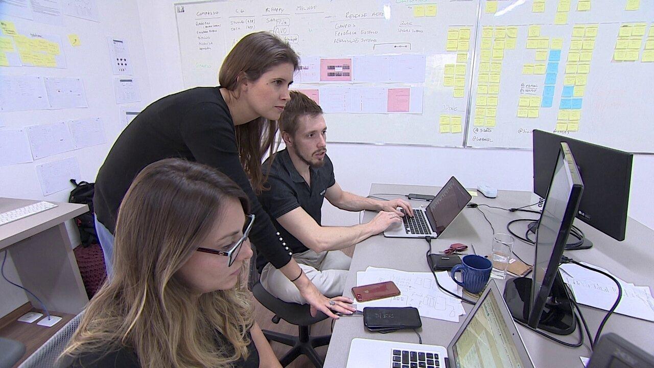 Empresários criam plataforma para acessibilizar o feedback para funcionários de empresas