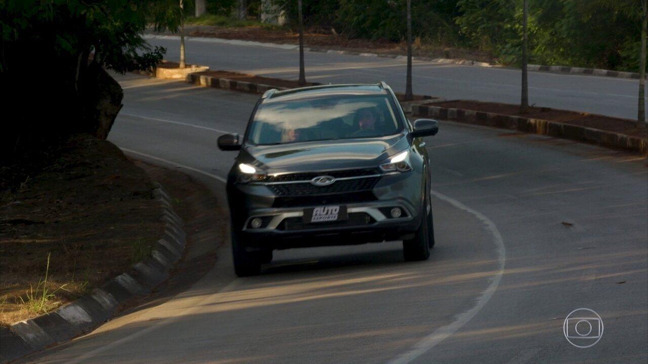 Caoa Chery lança seu maior SUV no Brasil