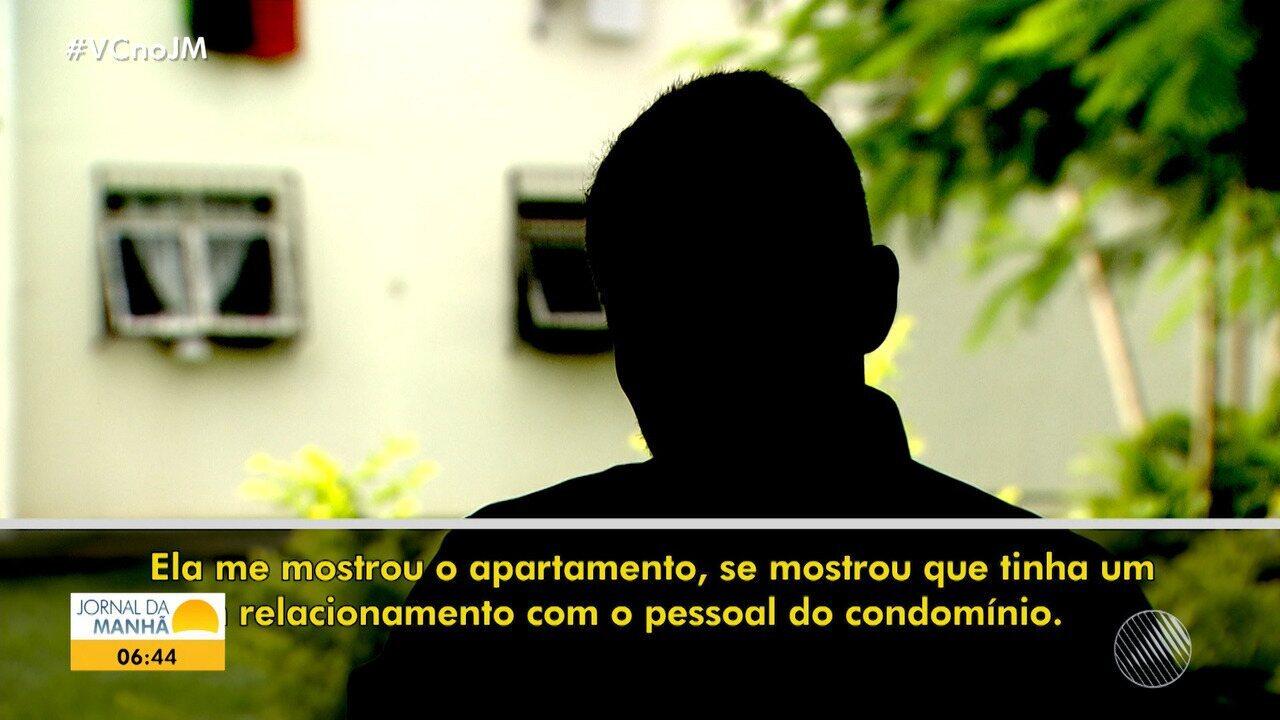 Golpe da escritura: homem paga por apartamento que pertence a outra pessoa