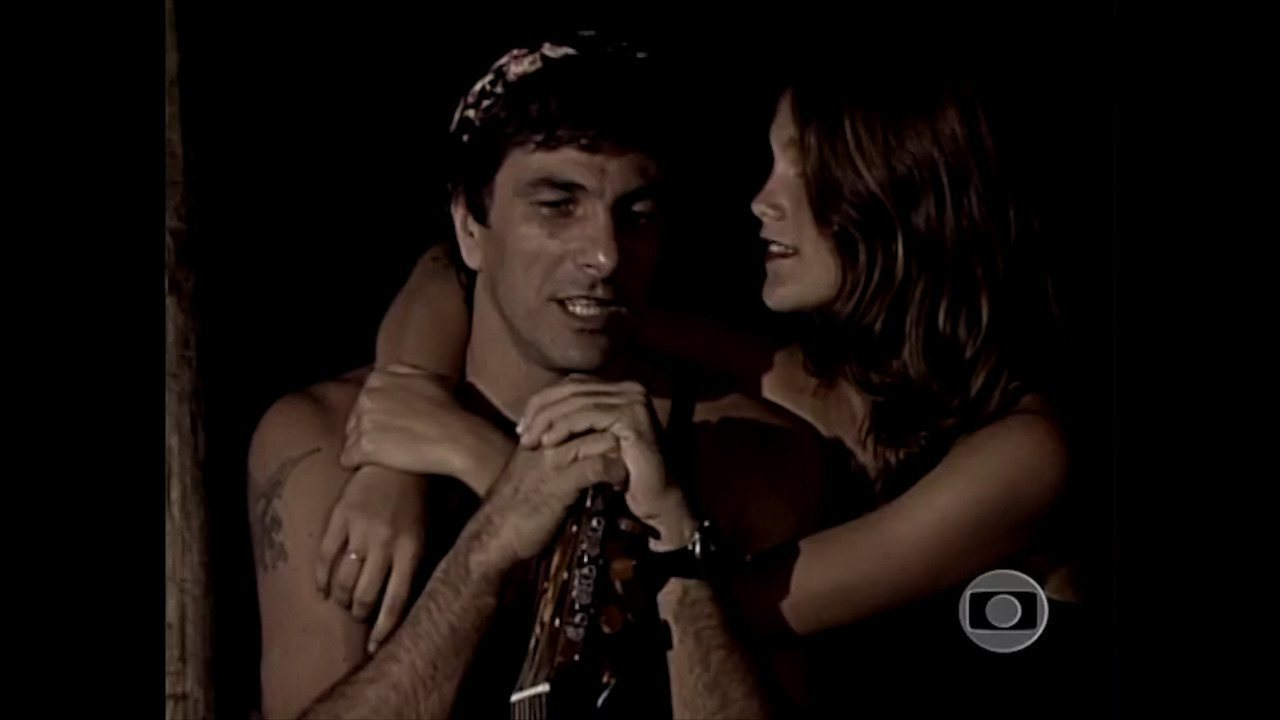Relembre cena de 'Top Model' onde Tânia pede conselhos a Saldanha