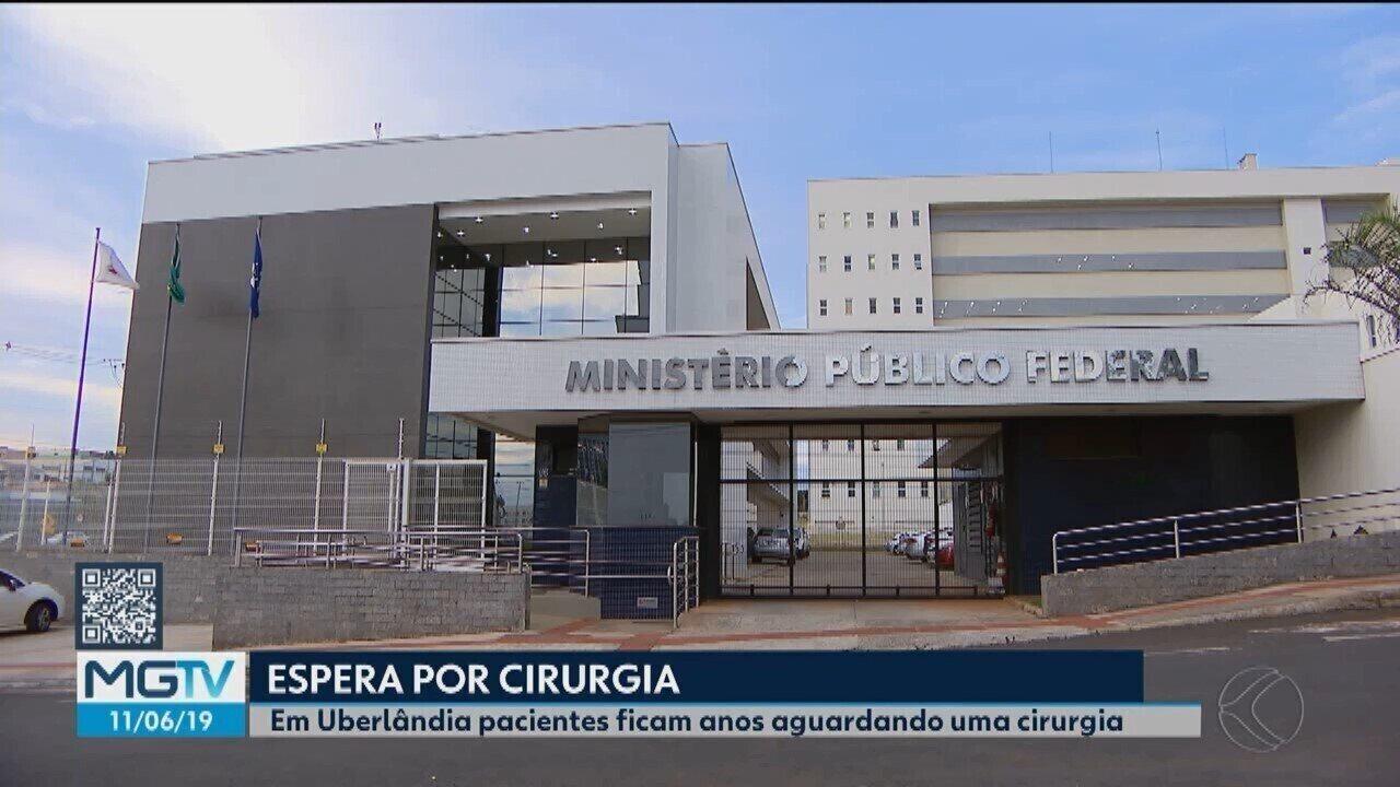 MPF ajuíza ação pedindo que Uberlândia acabe com a fila de cirurgias cardíacas