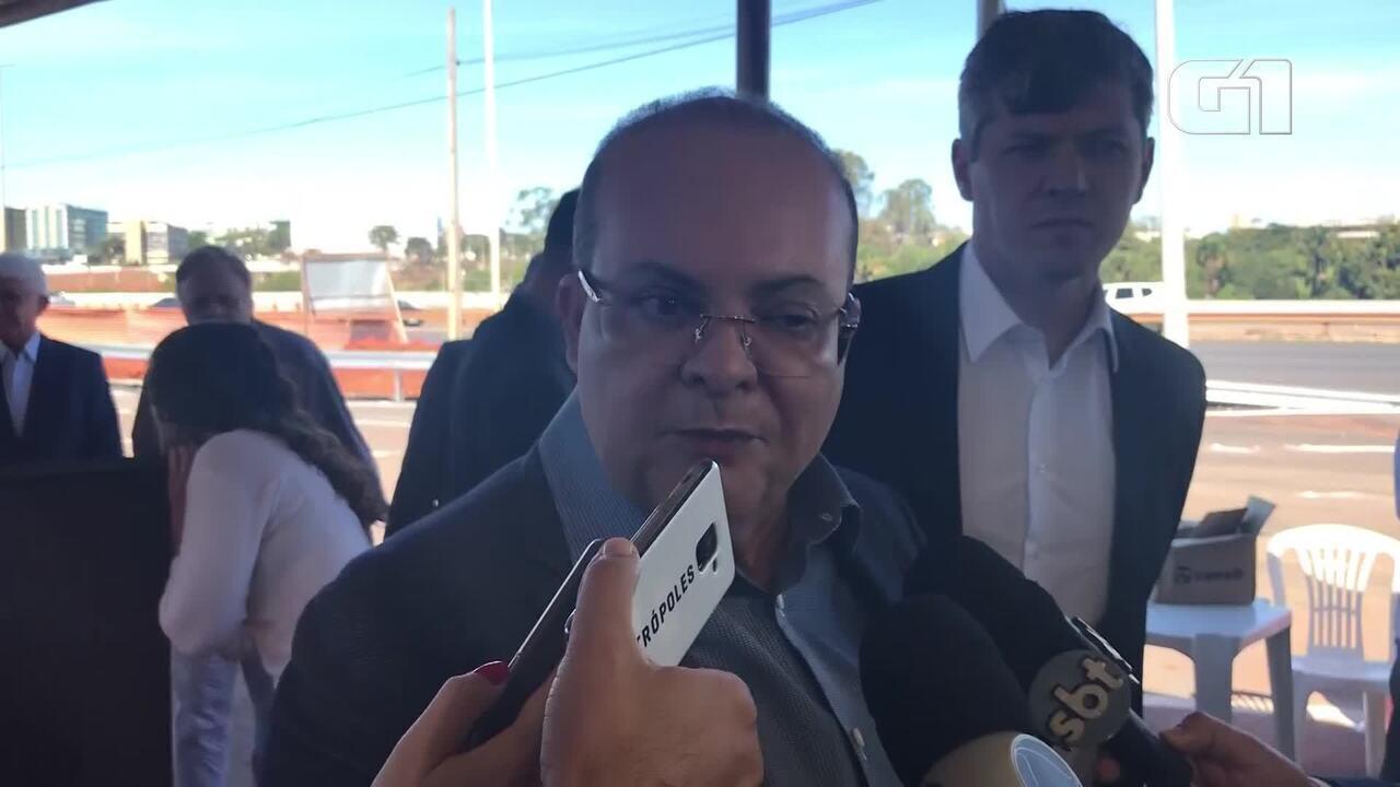 Ibaneis Rocha comenta alterações em decreto que trata de nepotismo no DF