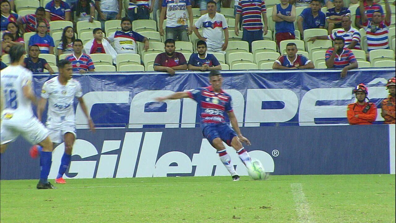 Melhores momentos: Fortaleza 2 x 1 Cruzeiro pela 9ª rodada do Brasileirão
