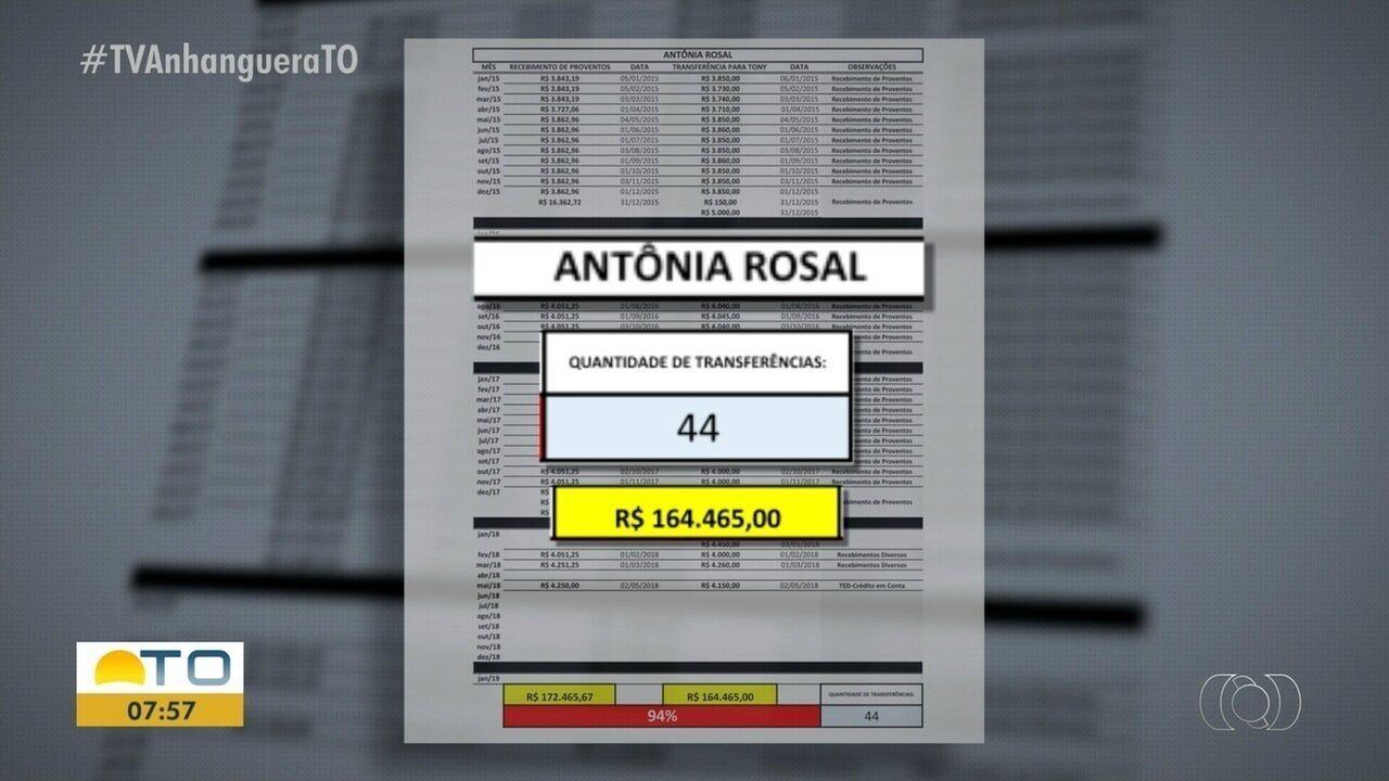 Polícia encontra R$ 500 mil em depósitos de servidores para filho do presidente da AL