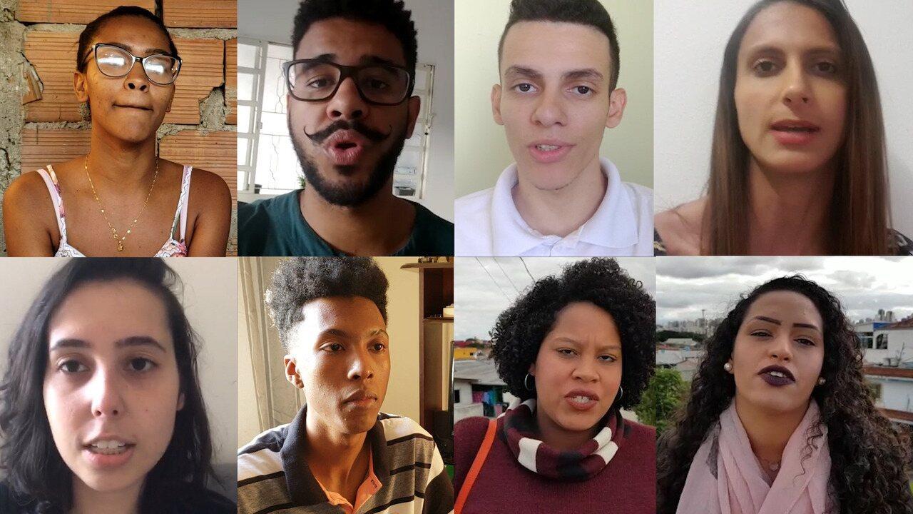 Jovens contam como se adaptaram ao desemprego
