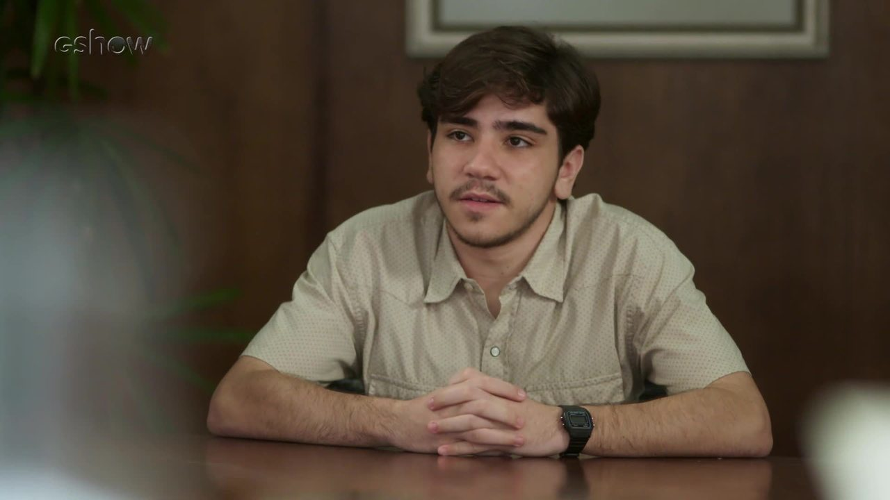 17/6 - Teaser 'Malhação - Toda Forma de Amar': Lara desqualifica o depoimento de Tadeu.