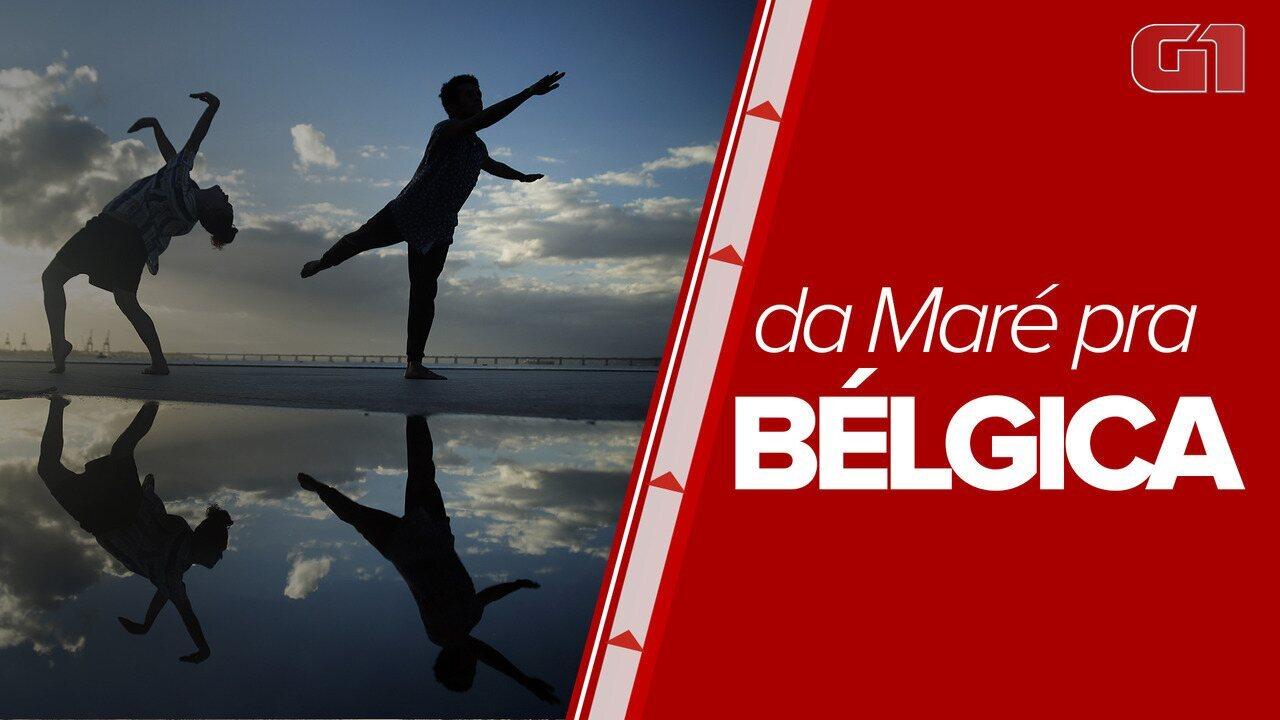 Bailarinos da Maré conquistam vaga em escola de dança na Bélgica