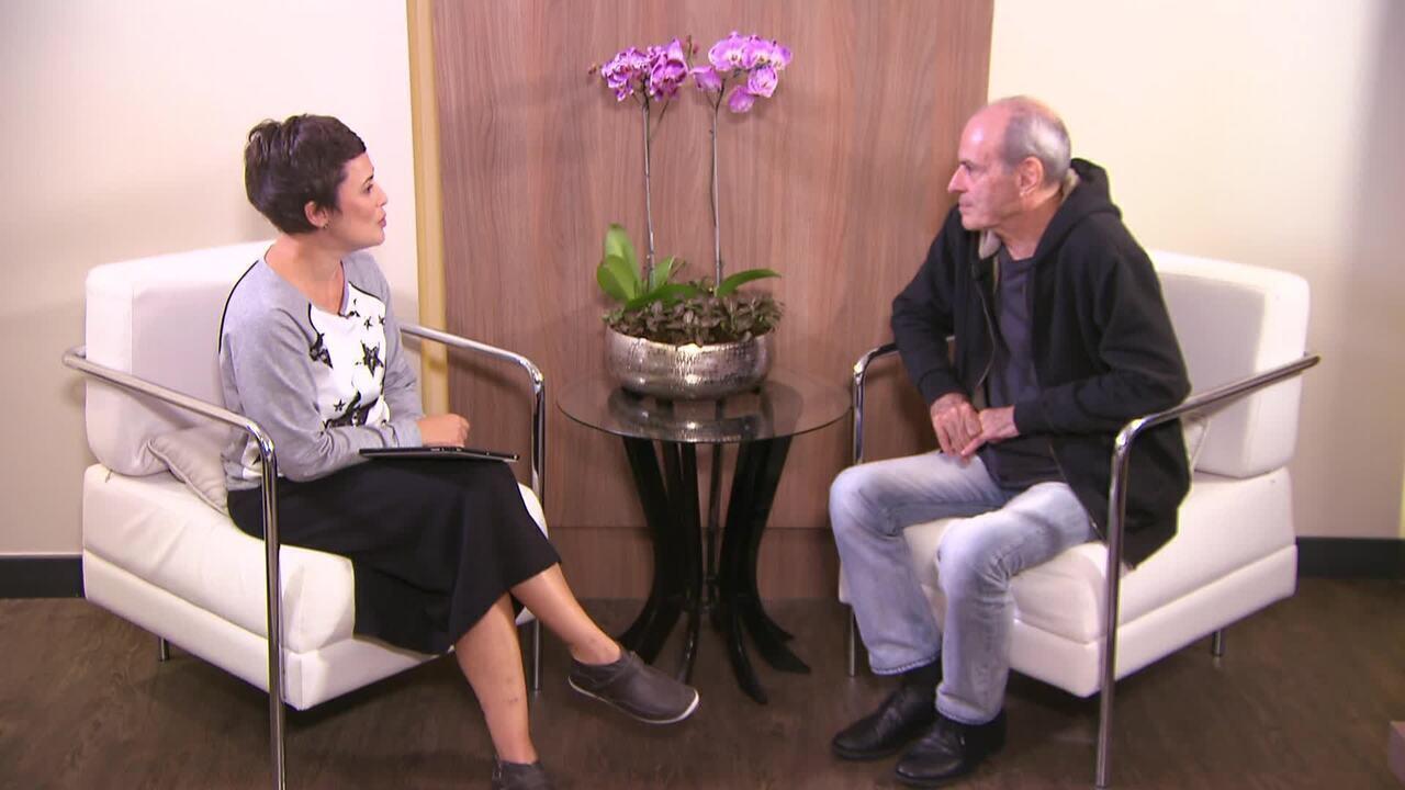 Veja na íntegra a entrevista com Ney Matogrosso