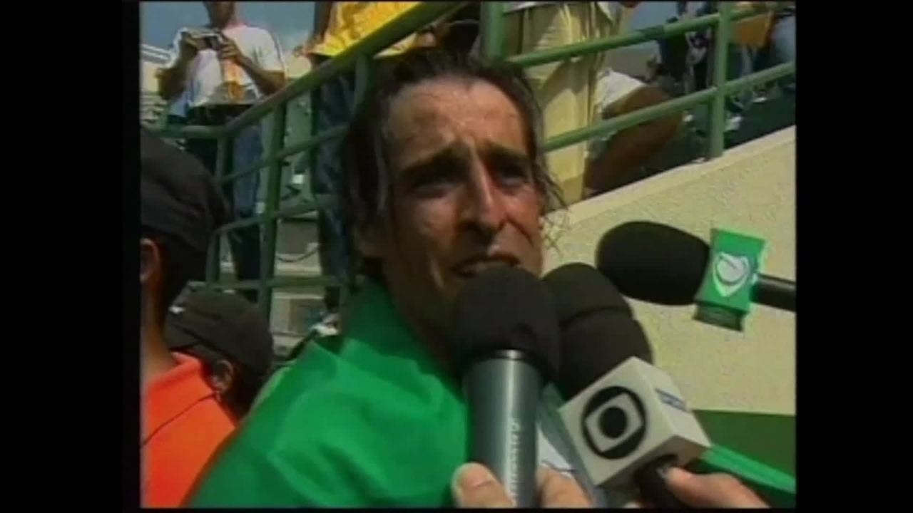 Fernando Meligeni - Ouro no Pan de 2003