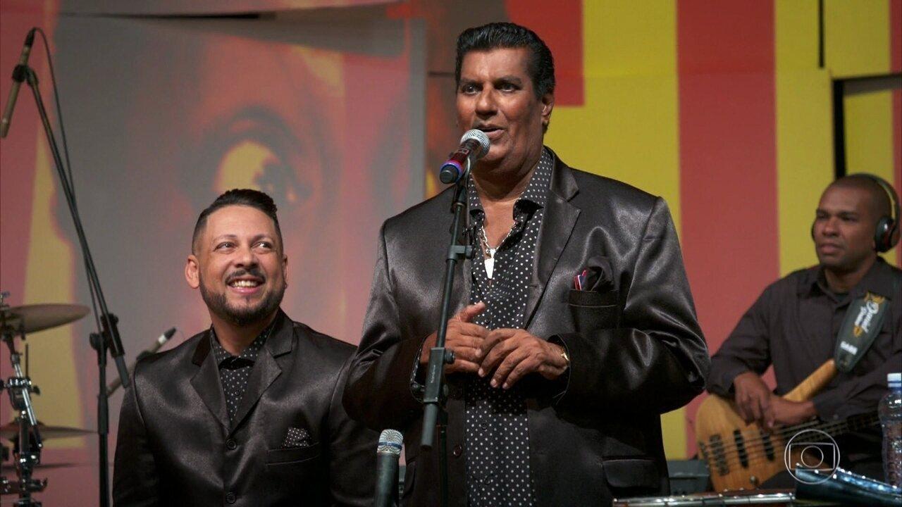 """Músicos contam como era Mussum no grupo """"Os Originais do Samba"""""""