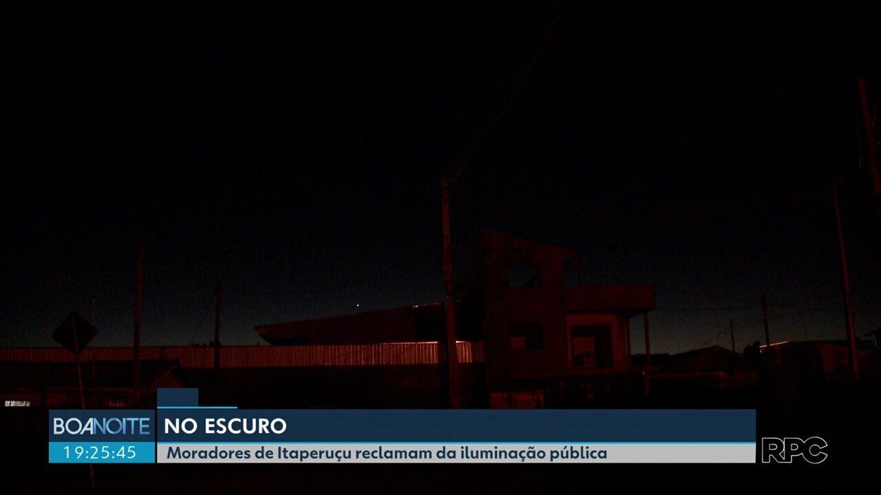 TCE aponta superfaturamento em licitação da Prefeitura de Itaperuçu para serviços de iluminação pública