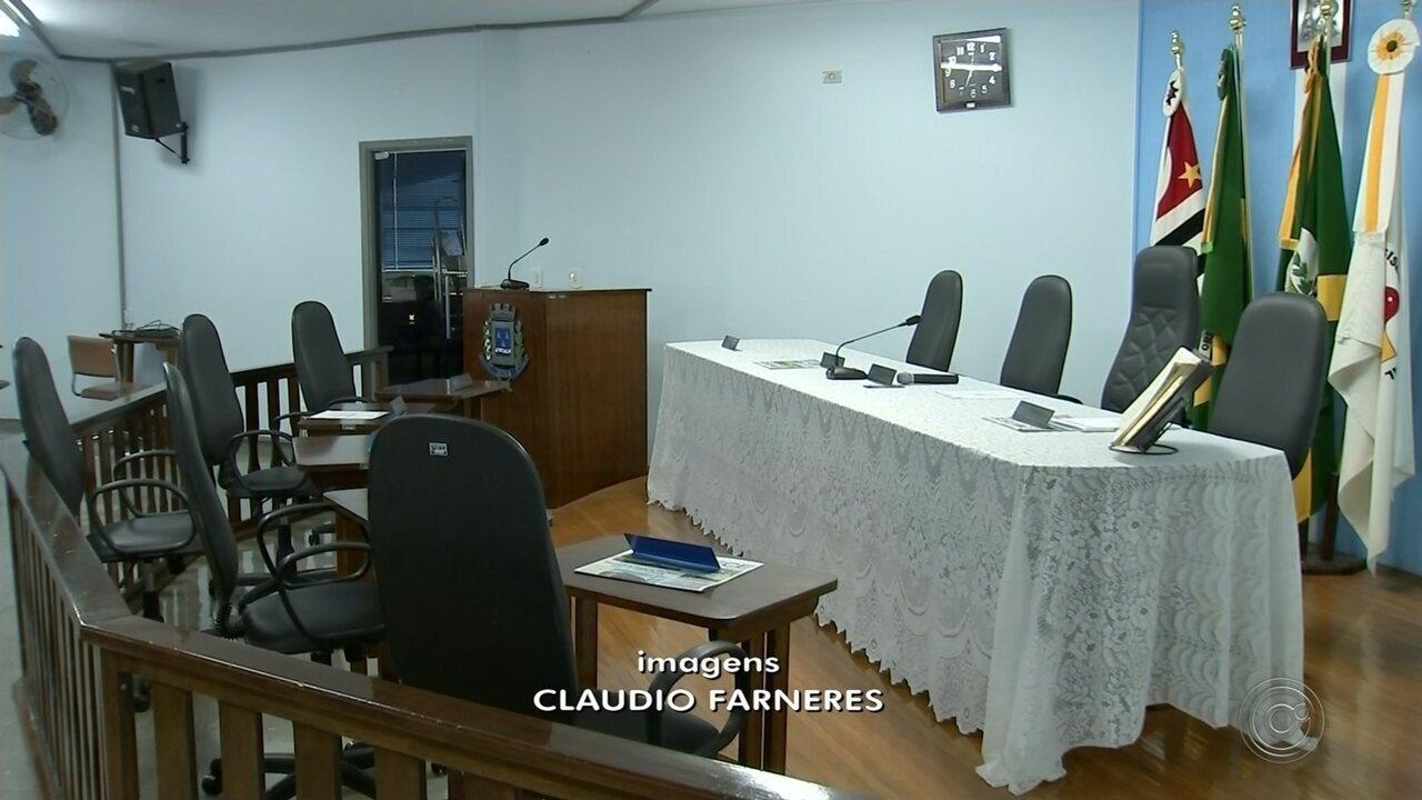 Câmara dos Vereadores de Borá foi a que mais gastou em 2018 no Estado de São Paulo