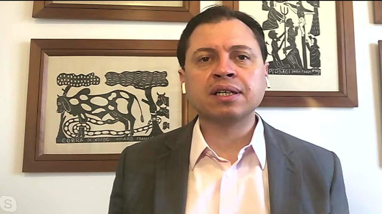 Gerson Camarotti comenta o pedido de demissão de Joaquim Levy