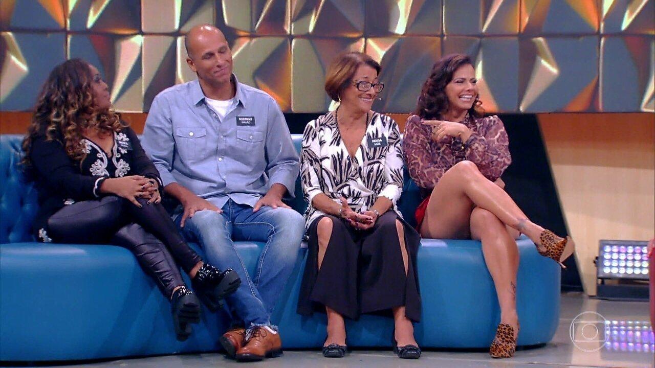 Sorocaba e Viviane Araujo relembram aniverários inesquecíveis