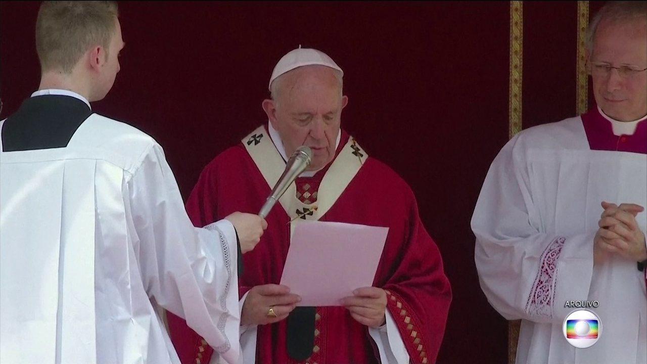 Vaticano deve discutir a possibilidade de ordenar padres homens casados em regiões remotas