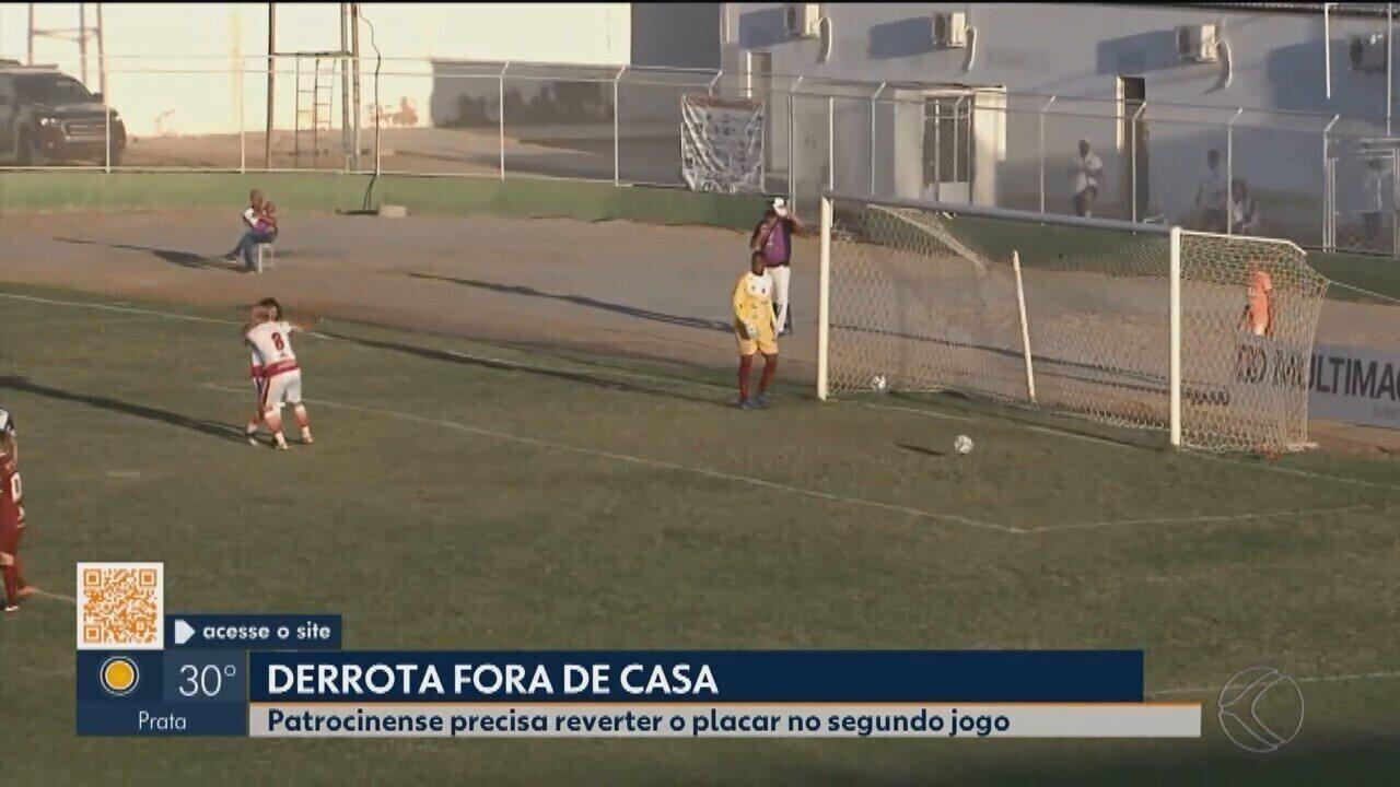 Patrocinense perde para o Juazeirense-BA no jogo de ida da 2ª fase da Série D