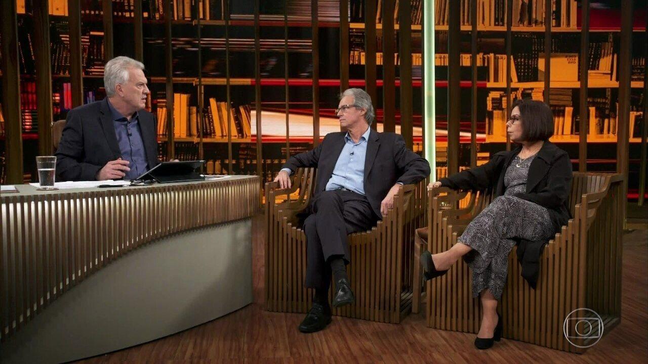 Mozart e Denise falam sobre retenção de orçamentos das universidades